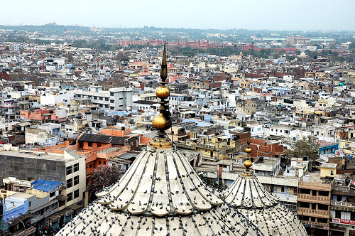 A Guide for Business Travelers to India - Old Delhi