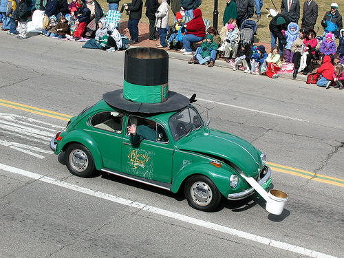 St Patrick's Day - 17 Fun Facts
