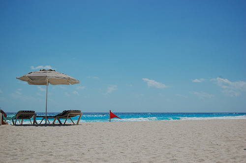 Cancun - a great place for a singles trip