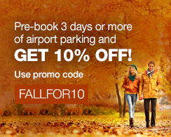 Pre-book Your Parking & Get 10% OFF